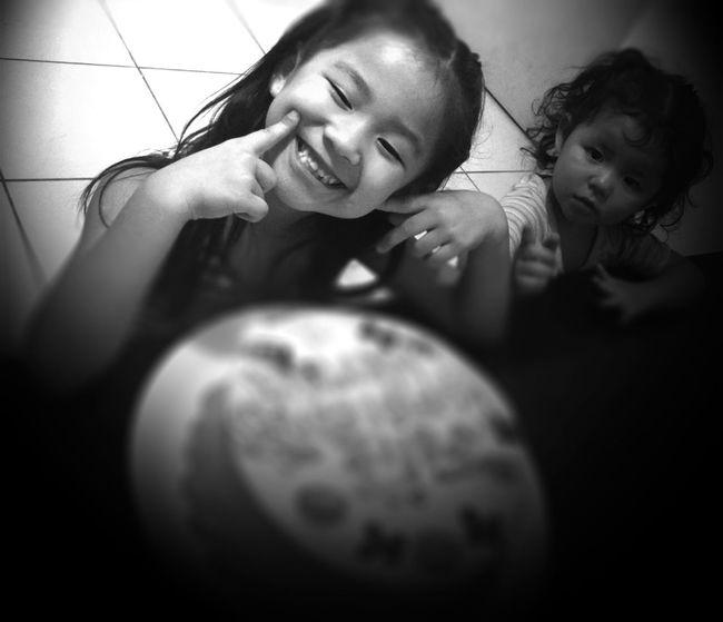 #B/N #happybirthday  Innocence MyPrincess