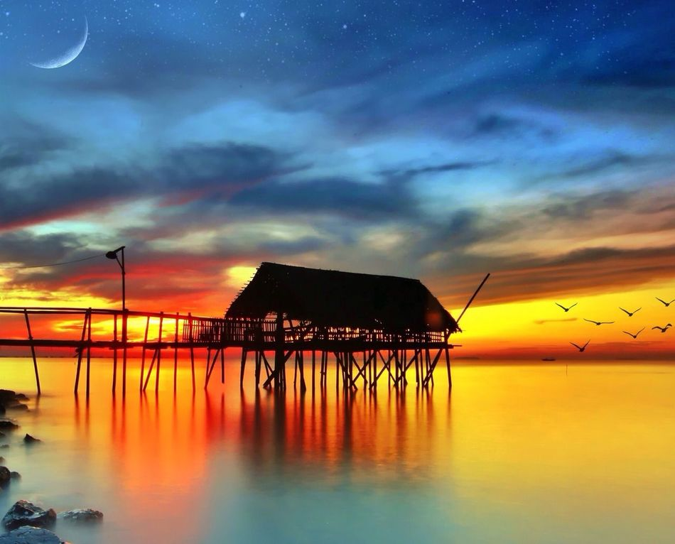Indonesia (Photo by my IG bro @nala_rinaldo edited by me). Happy Weekend !!!