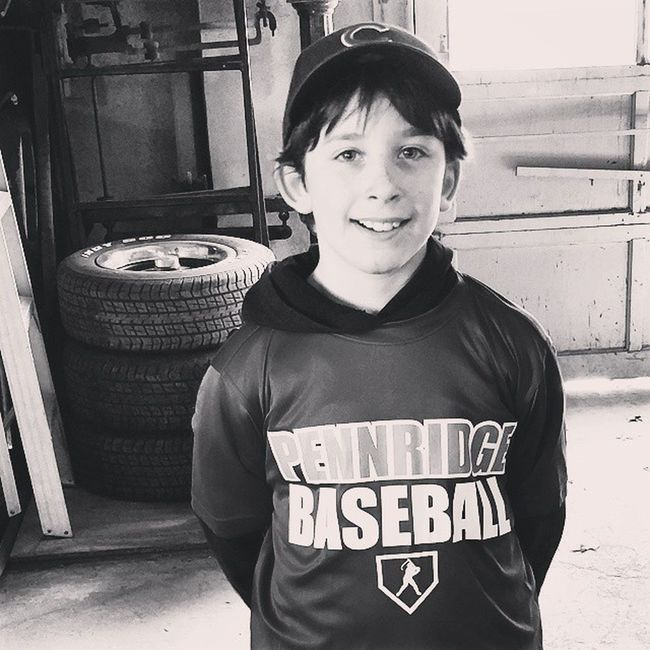Newest Cub Pennridgelittleleague Pennridge Littleleague Baseball Cubs  Mysoniscuterthanyours