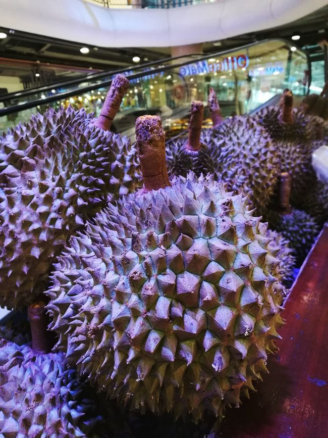 Durian Fruit Friuts Friutmarket Durian Durians Shop Durian Fruit Freshness Close-up Market For Sale Food Food Market Ready-to-eat Food Styling