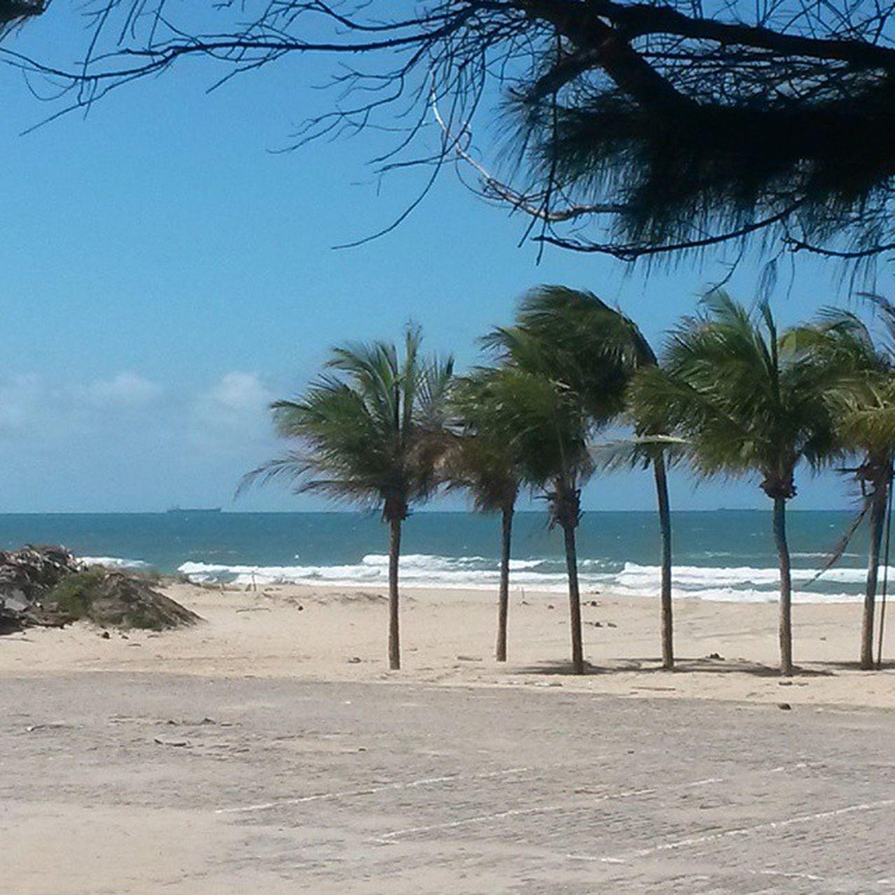 A piece of heaven For Fotaleza Ceará Praiadofuturo Heaven may2015 nofilter