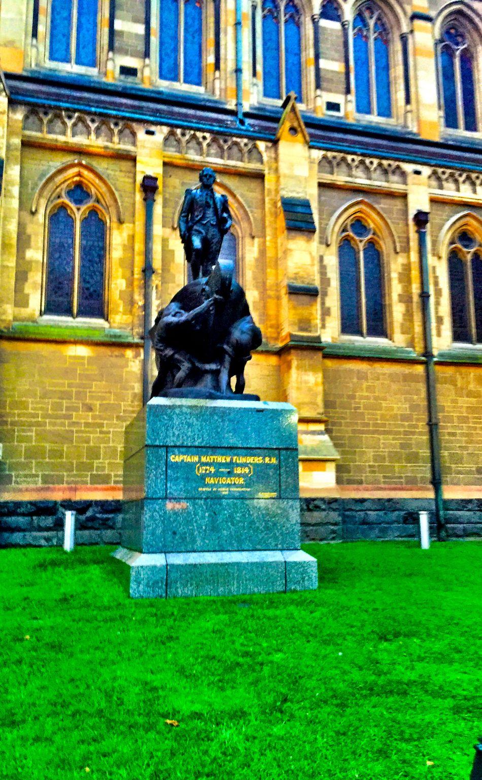 OpenEdit EyeEm Best Shots Melbourne Flinders St #Melbourne Statue