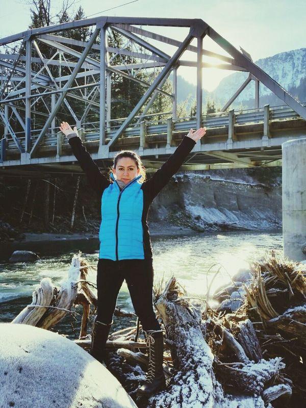 Bridge Washington State Hello World Livewashington