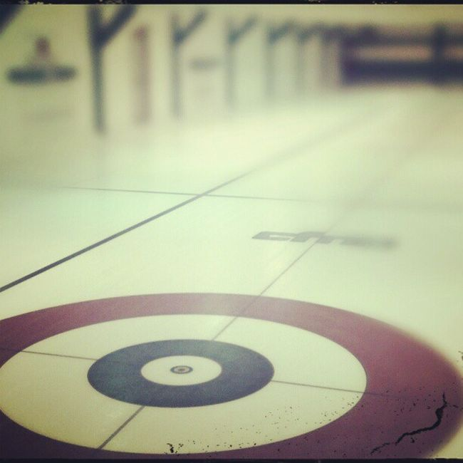 Gym class Curling Sport Sports Canada Canadian Winter Cold Ice School Gym Realcanadian