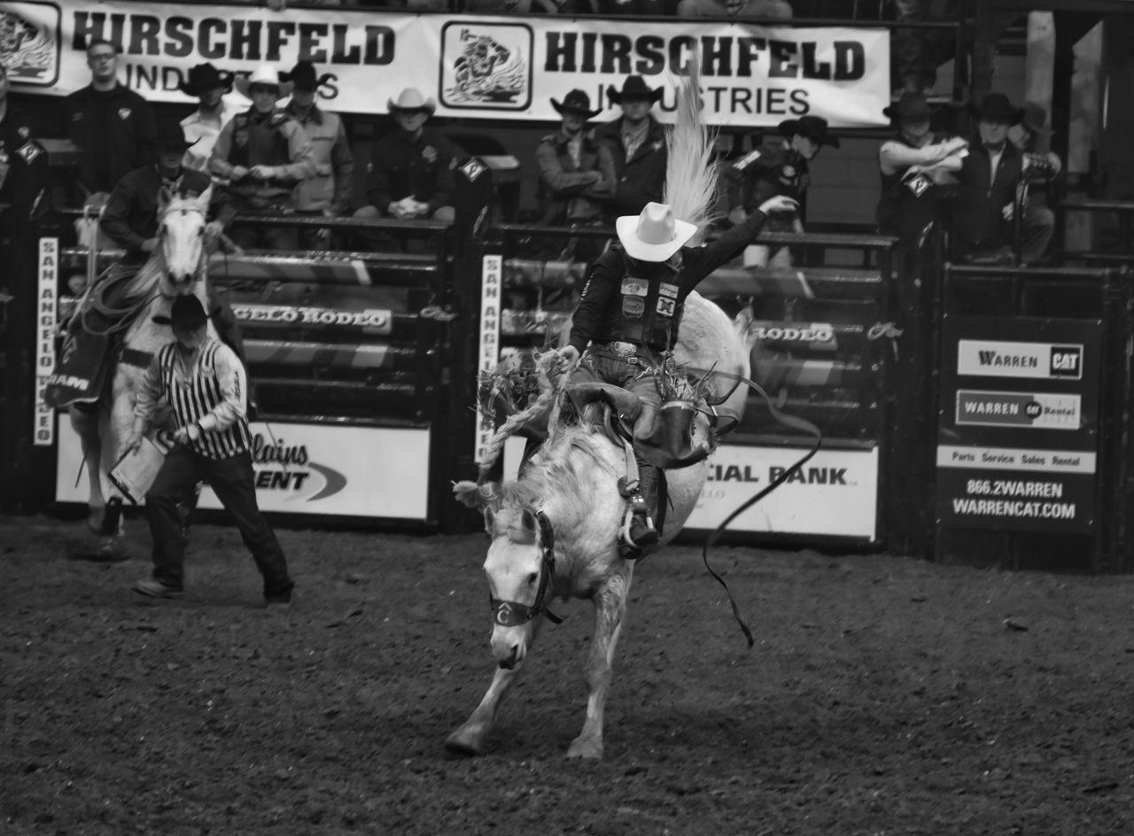 Full Length Bull Riding/rodeo Eyeemphotography EyeEm Gallery San Angelo Texas Black & White Photography Rodeo Texas Photographer This Week On Eyeem Rodeotime Black And White Collection! Black And White Collection  Horseback Riding Horse Photography