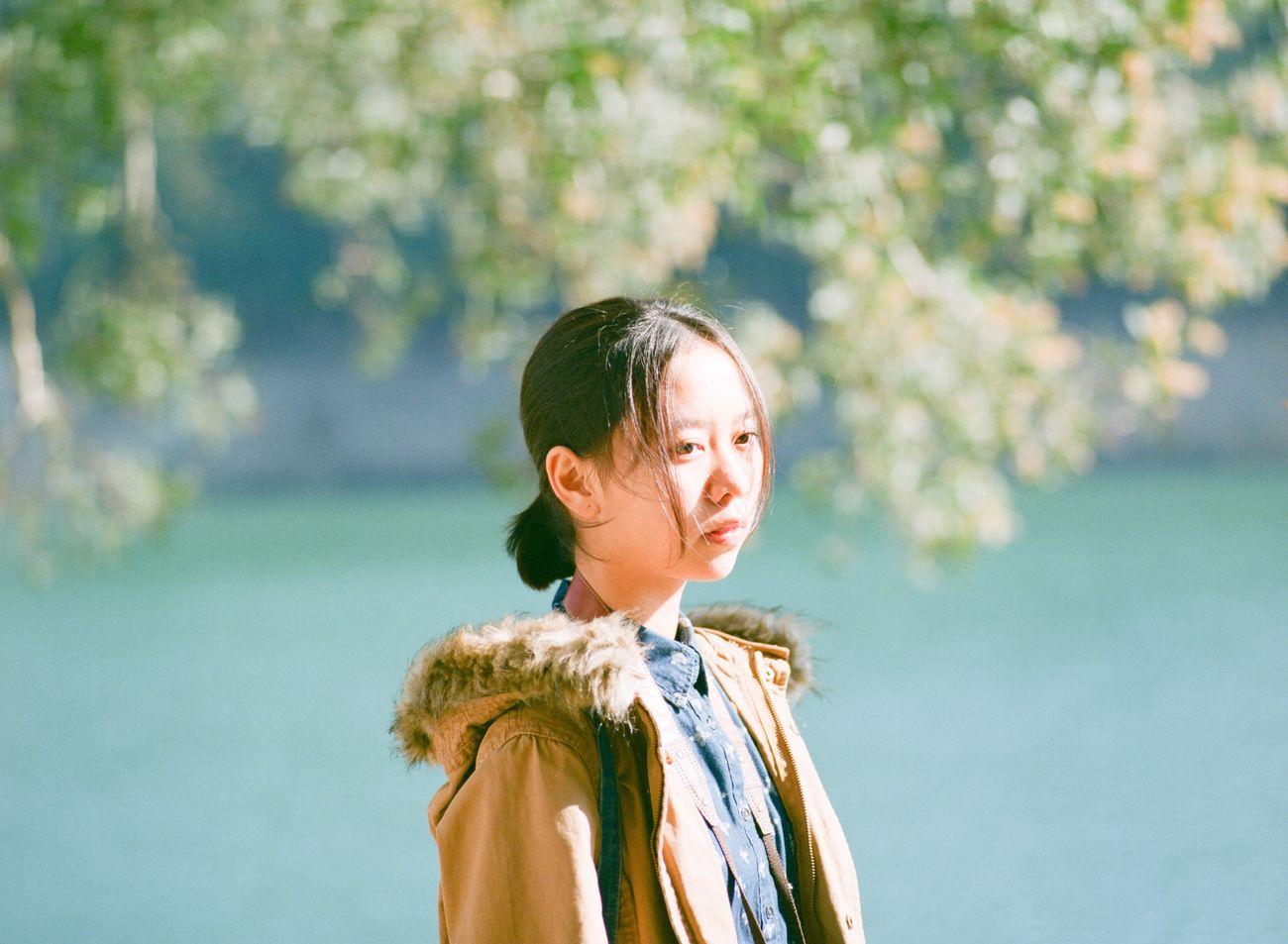 Film Portraits Mamiya 645AFD Fujifilm Pro400 Portrait Of A Friend