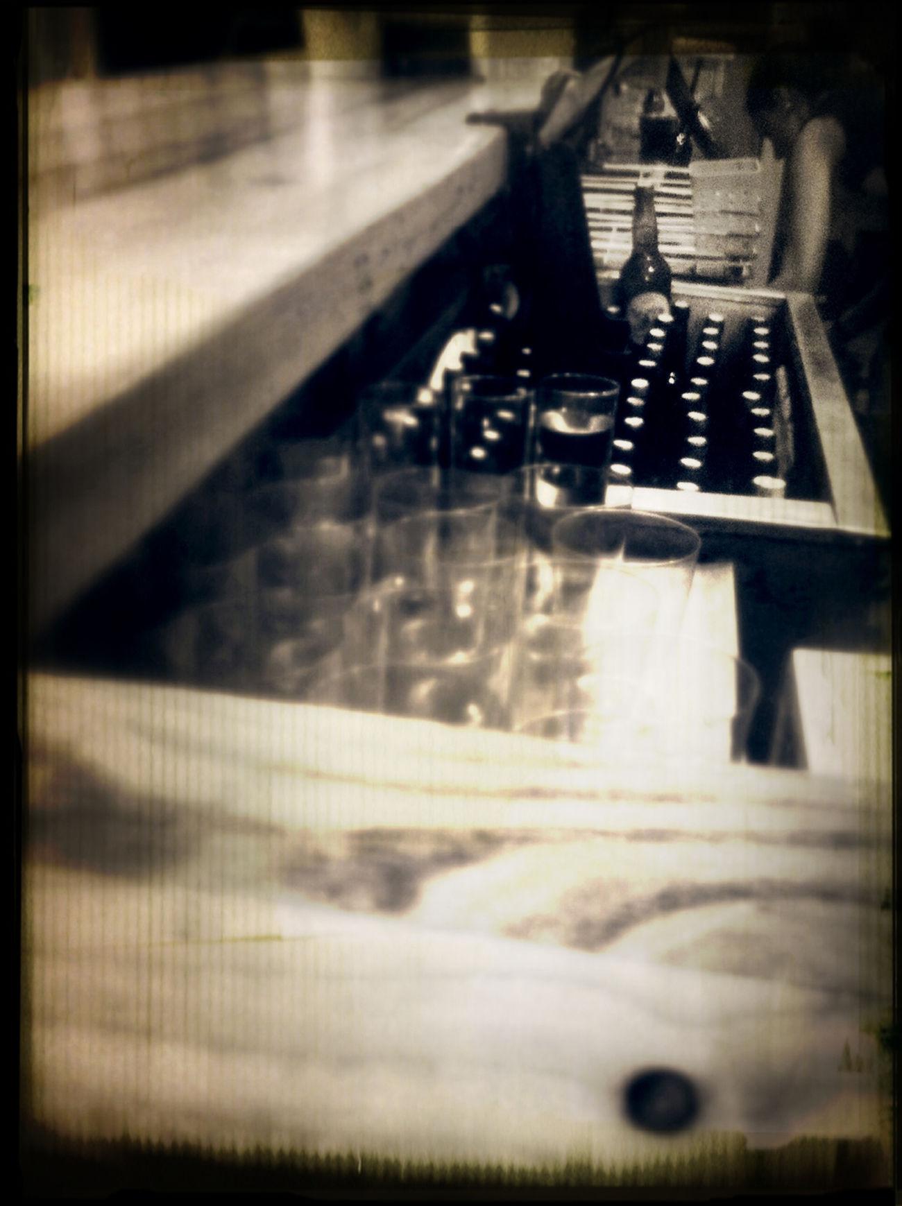 Preparando unas sidrinas