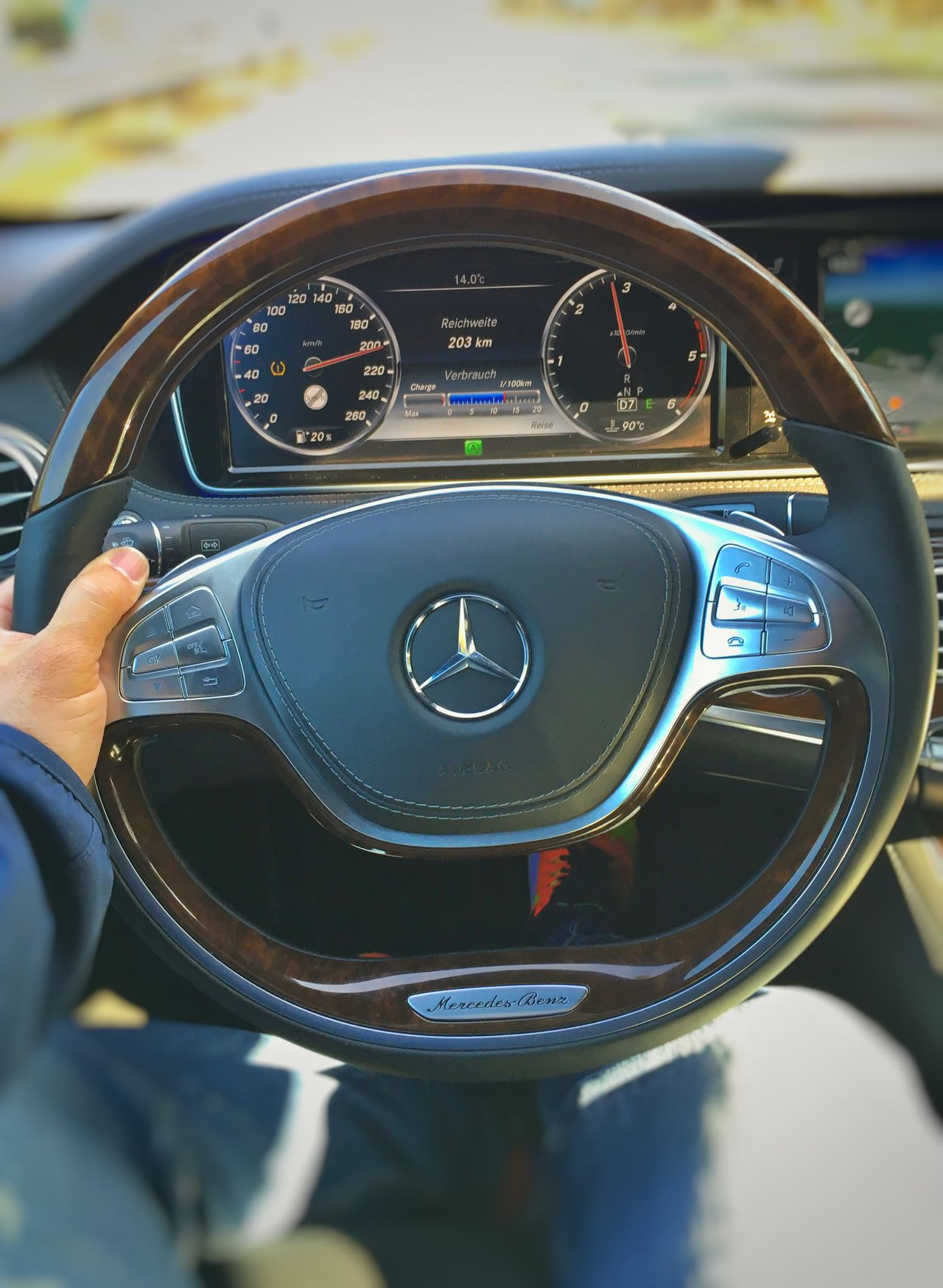 S-Style! …just dropped off this sweet ride! #SteeringWheel
