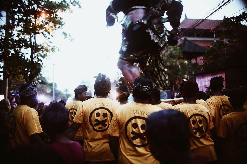 Ogoh-ogoh Bali Ubud