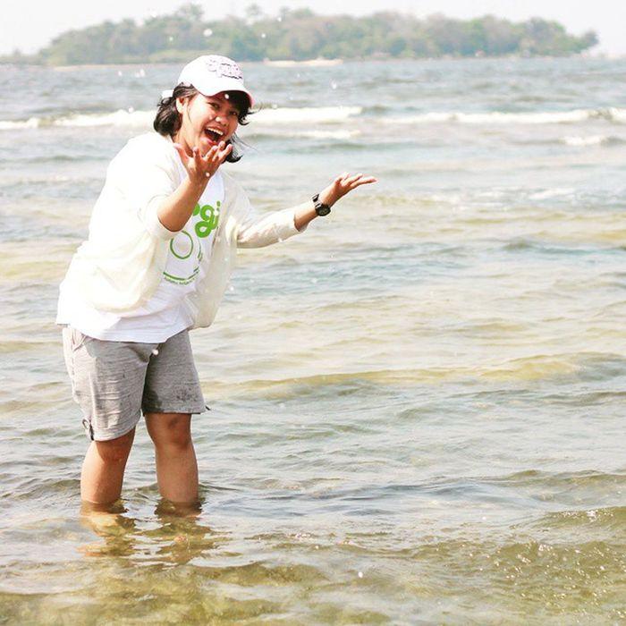 INDONESIA Beach Keepoutgoing Kepseribu Onrustisland Touringtrip Longweekend Local_trip Wohoooo Comejoinme