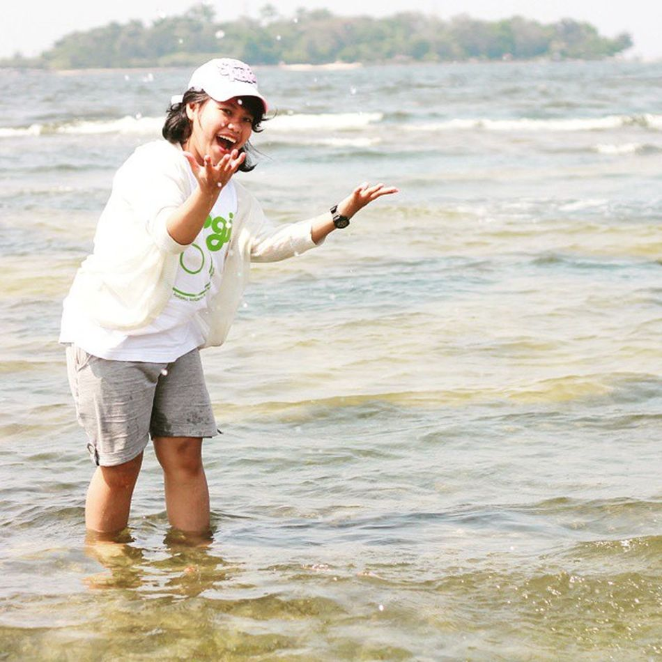 INDONESIA Beach Keepoutgoing Kepseribu Onrustisland Touringtrip Longweekend Local_trip Wohoooo Comejoinme