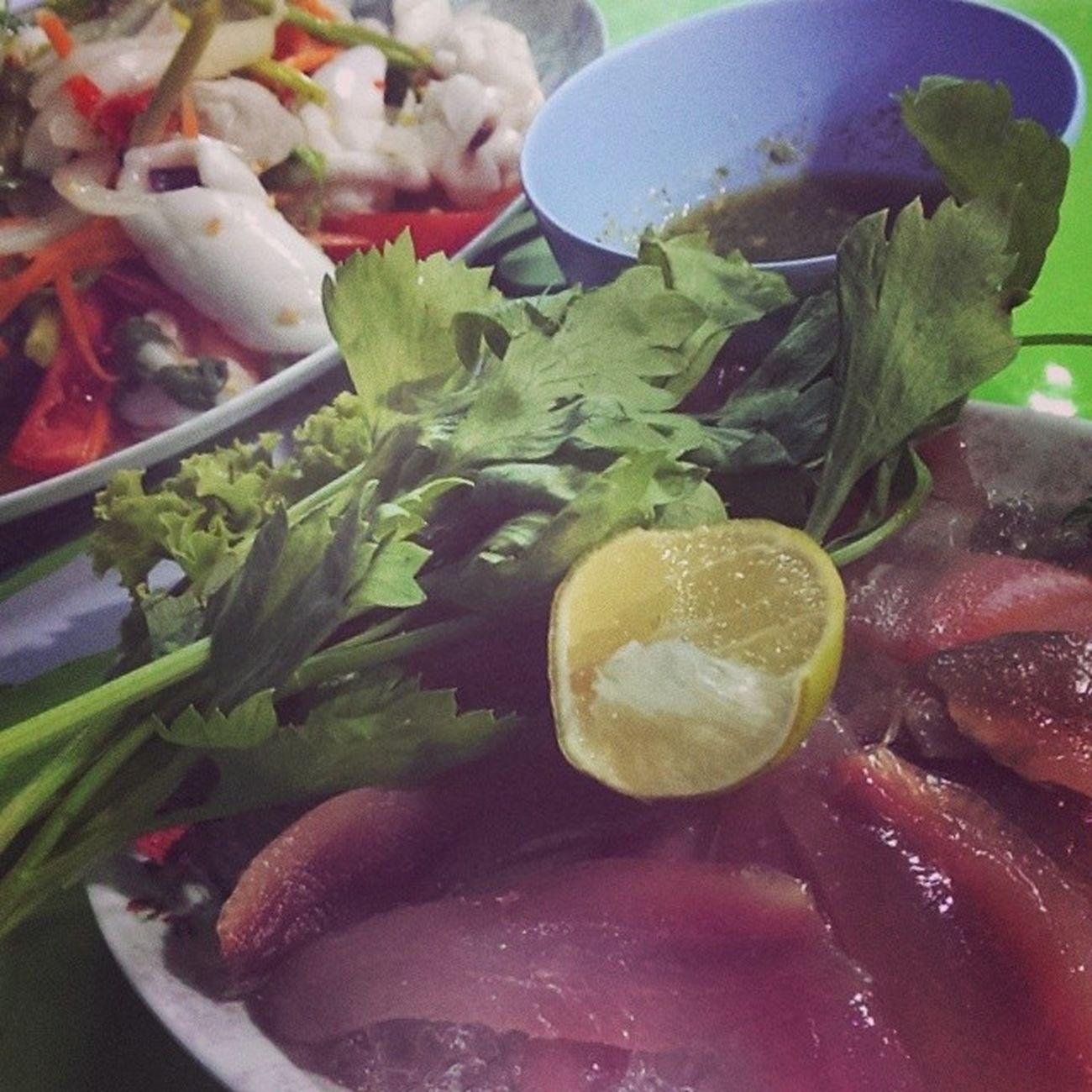 ซาซิมิปลากุแล สำหรับคนชอบสดๆ มิตรภาพ ศรัทธา การเดินทาง