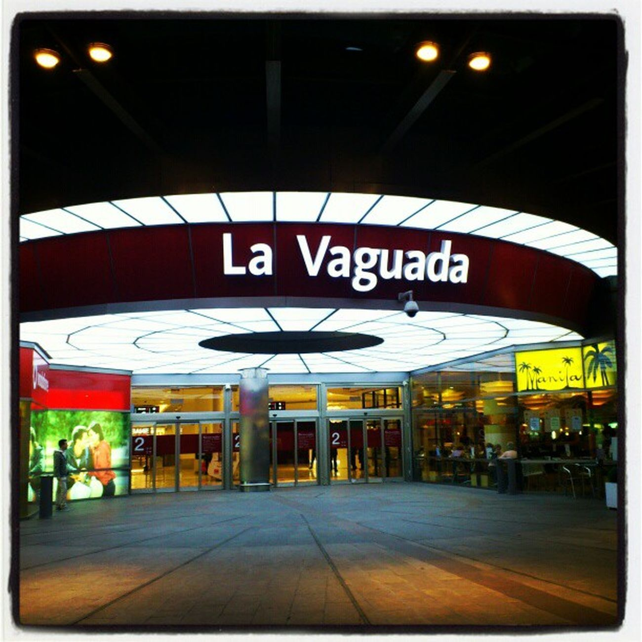 En la Vaguada The Mall Vaguada Madrid