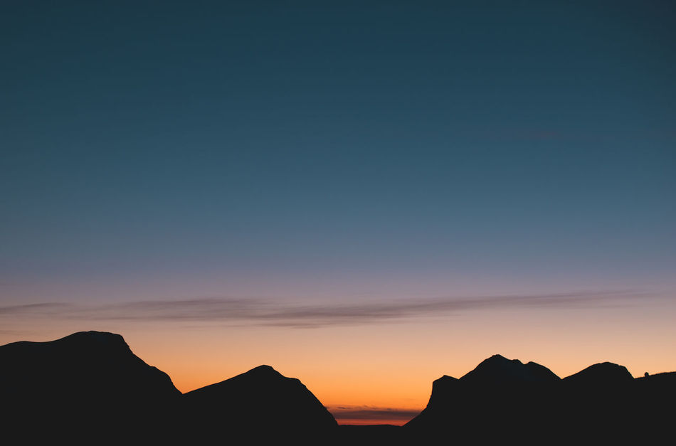 Beautiful stock photos of sweden, Beauty In Nature, Clear Sky, Copy Space, Mountain