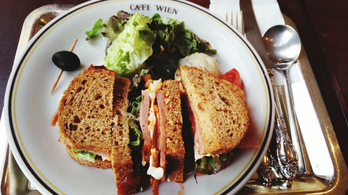 Lunch Eat! Cafe Sandwiches