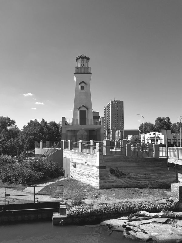 Lighthouse Portcreditharbourmarina Portcredit Mississauga Ontario Hanging Out Taking Photos Check This Out Blackandwhite Photography Black & White Photography Summer Hello World Check This Out Taking Photos Photographer Summertime