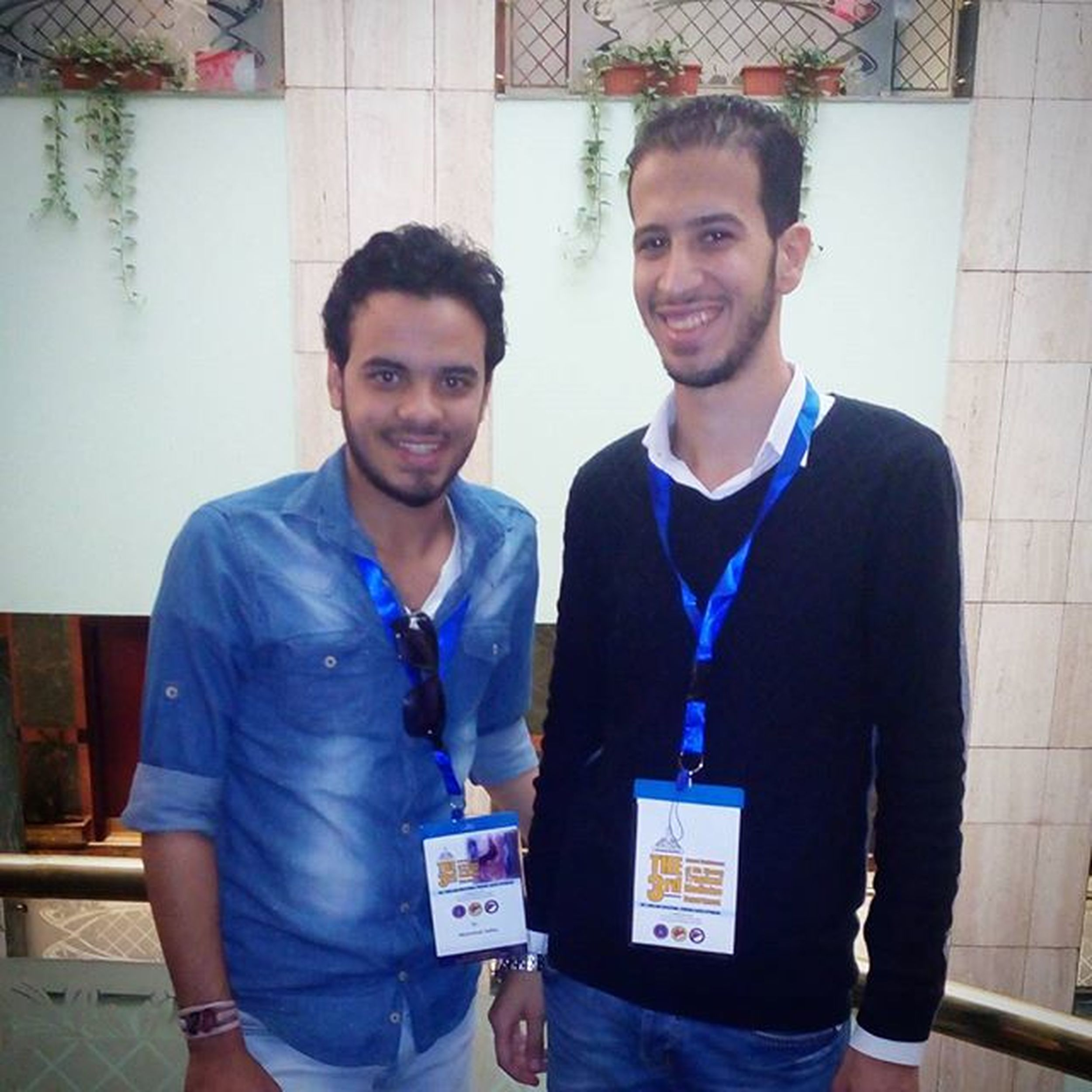 3rdannualconference Ainshams Tropicaldepartment Hotel Friend Nice_shot Smile Registration Package Instahappy Instafun