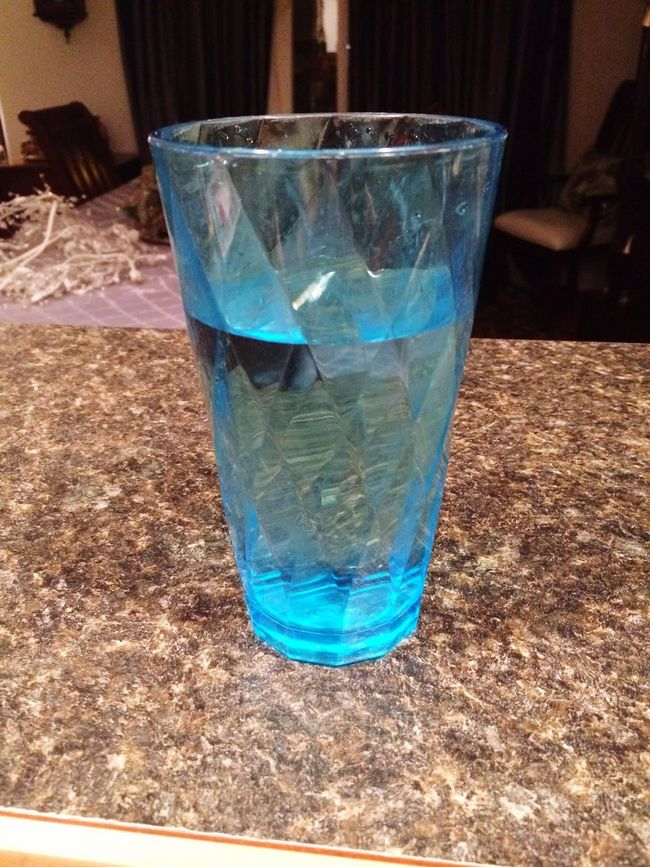 Something we take for granted! A glass of water. Glass Water Glassofwater Blessed  Fortunate  Canada