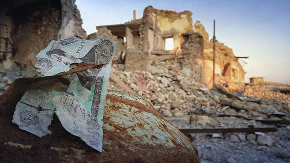 After Isis Shingal ... Saricerceve Terkedilmişyapılar Netgeoturkiye Natgeotvturkiye