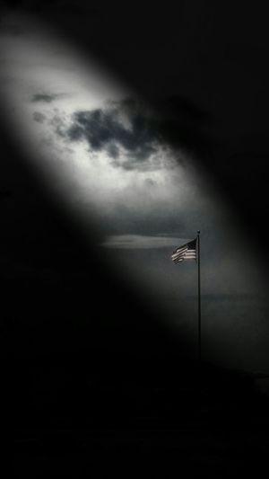 Capturing Freedom Amarg USA Freedom American Flag Clouds And Sky America Tucson Arizona