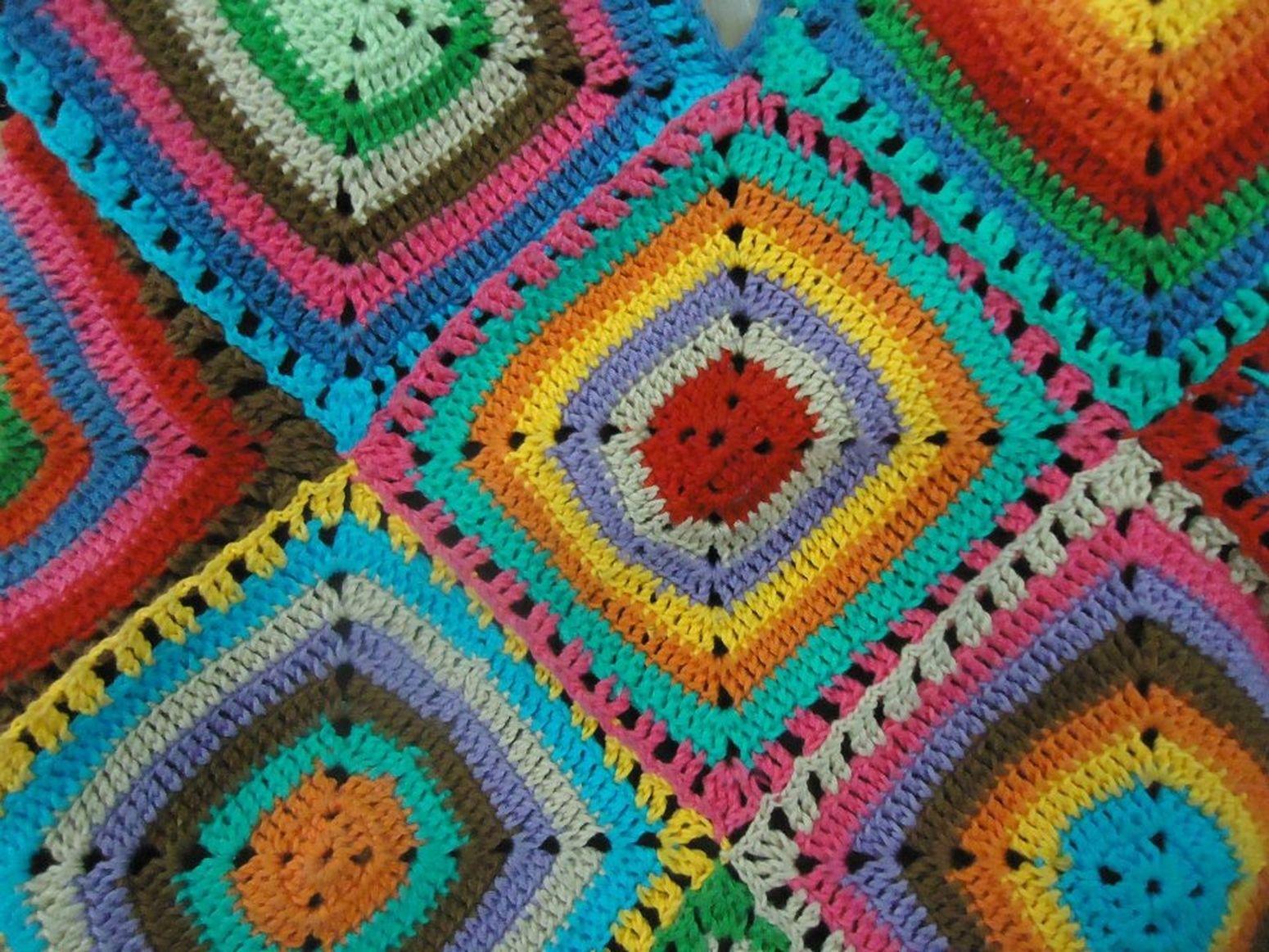 Crochet HECHOaMANO HechoenMéxico My Hobby Morral