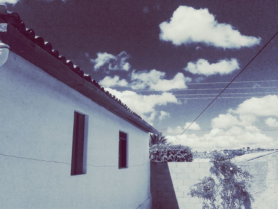 Photography Blackandwhite House
