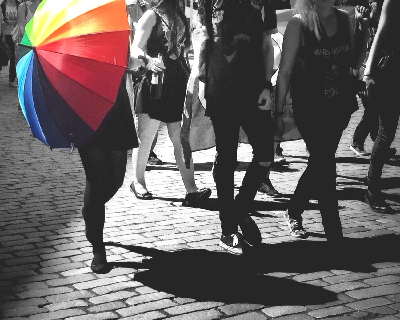 Marching for those who can't... Helsinki Pride 2015 Helsinki Streetphotography Colorsplash Party Time The Street Photographer - 2015 EyeEm Awards