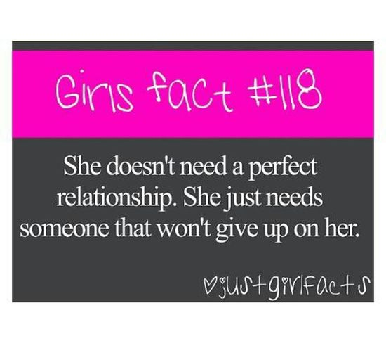 #girlprobz #fact #relationship #don't #give #up #love #couple