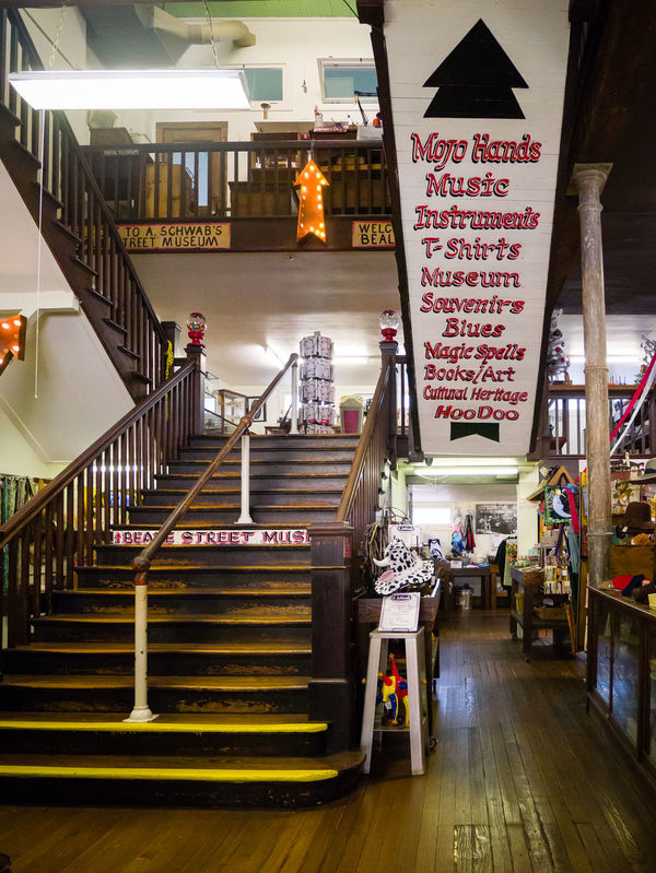 A. Schwab's Interior on Beale Street A. Schwab Architecture Beale Street Beale Street! BealeStMemphisTN Built Structure City Cultures Dry Goods Fluorescent Light Indoors  Interior Memphis, TN Mojo Museum Pointing Up Railing Sign Staircase Stairs Steps And Staircases Travel Travel Destinations Memphisphotographer