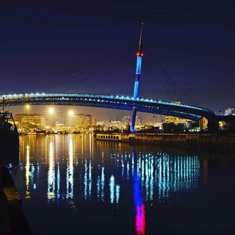 Pescara Igers_pescara Igers_montesilvano Igers_abruzzo pontesulmare Ponte_sul_mare Sea Bridge Bridge_on_sea IGERS_ITALIA Italia Italy Italyiloveyou
