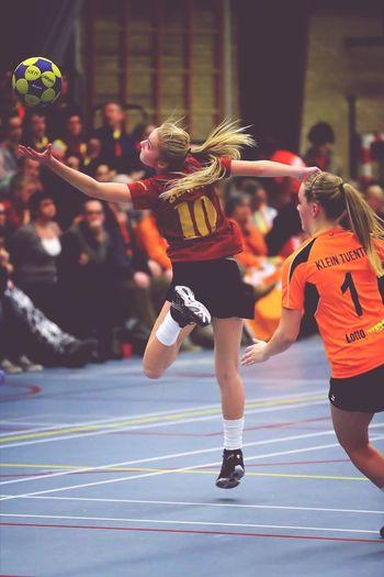 me Belgium Team WkU16 Korfball