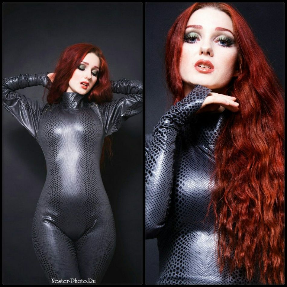 Red Hair Redhead Redhear Fetish