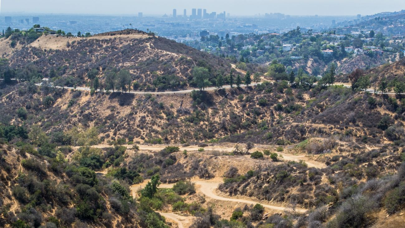 Hills and Panoramic Views in LA - Check out our Los Angeles tours our photos on 500px https://500p Cali California City Friendlylocalguides Griffith Hills Landscape Losangeles Mustsee Observatory Panorama Panoramic USA Views
