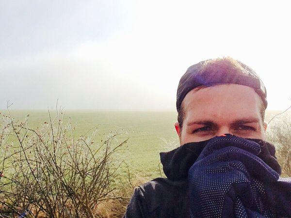 Winter Running Schaalsee