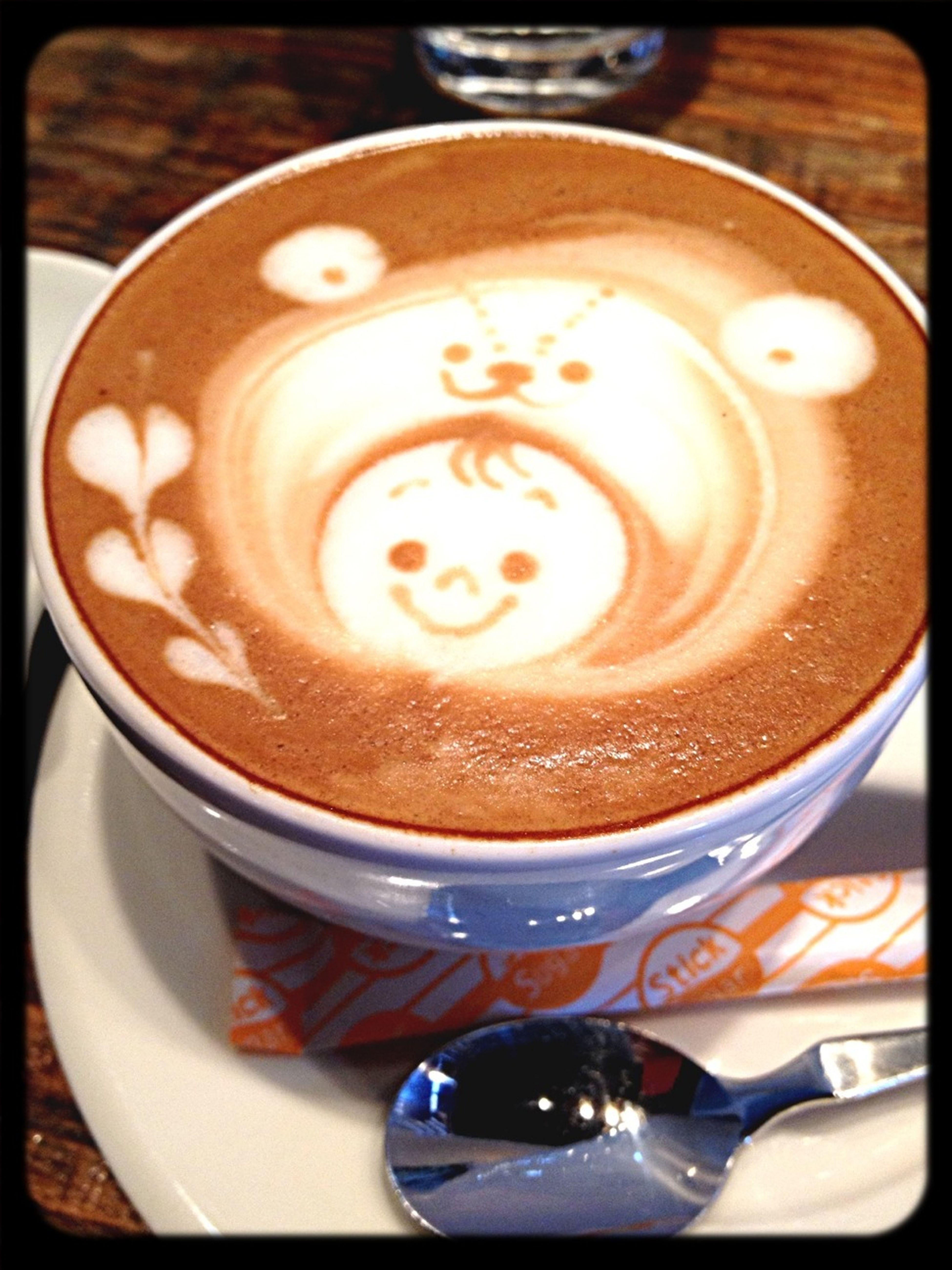 Caffè Au Lait