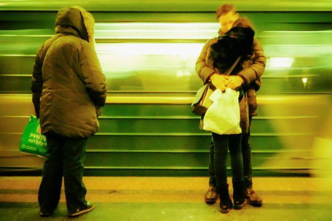Love Is In The Air EyeEmRussianTeam Metro
