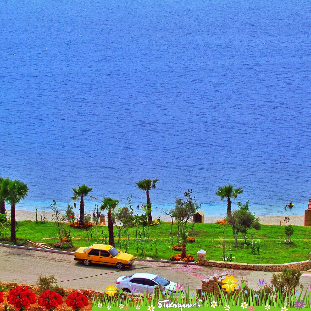 Kaş Çukurbağ peninsula new beach Çukurbağ Yarımadası Peninsula Kas New Beach Yeni Plaj