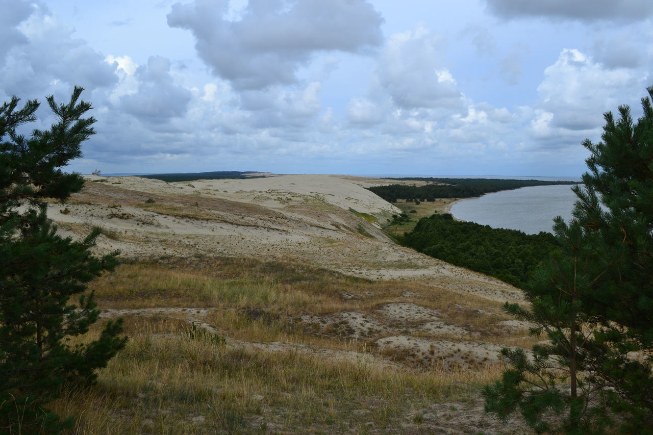 Beauty In Nature Curonian Curonian Bay Curonian Spit Curonianspit Exploring Hiking Idyllic Landscape Mountain Mountain Range Natural Park Nature Non-urban Scene Outdoors Physical Geography Remote Scenics Tranquil Scene Tranquility Trip Water