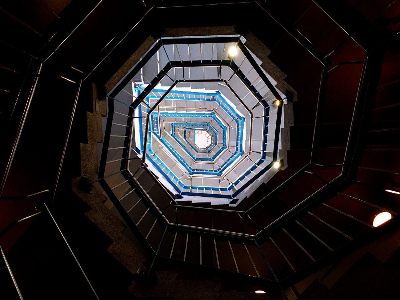 Stairways Staircase Stairs Loop Cyclone Stairway OpenEdit
