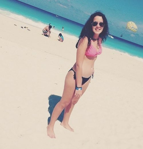Taking Photos On The Beach Summer Taptap