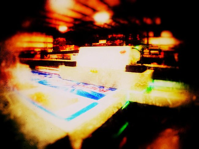 The Color Of Technology Illuminated Océ Digital Printer Labor Of Love