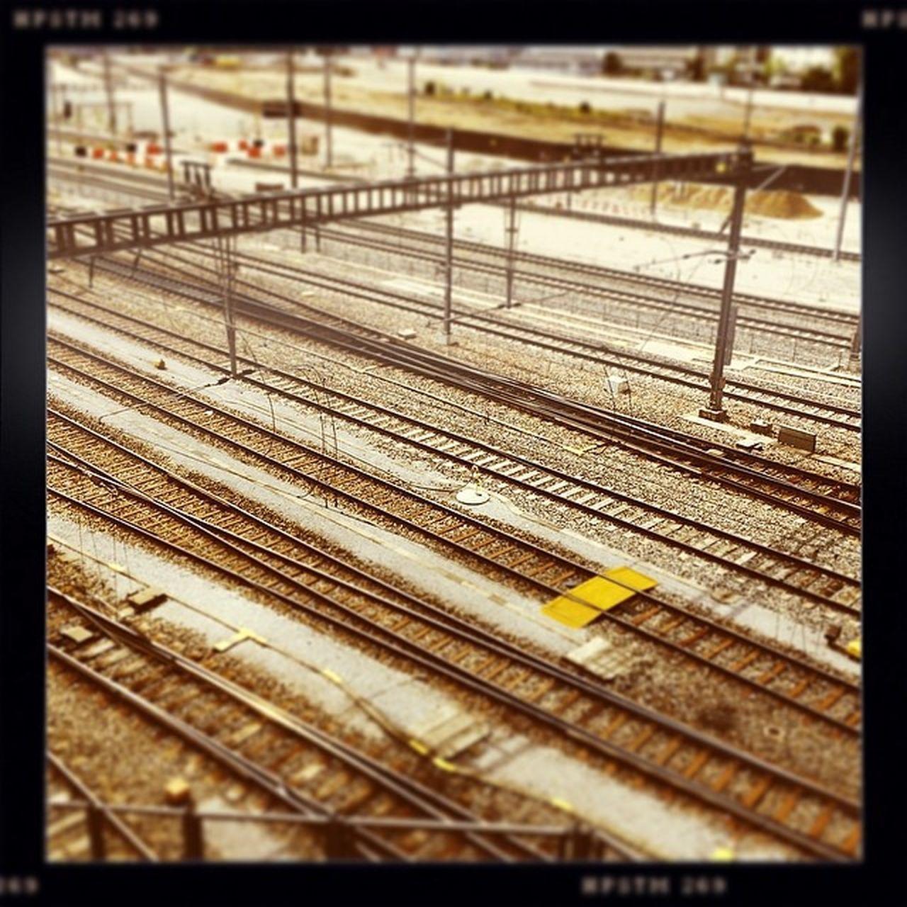 #heimweg #wayhome #stonesonfire #rollingstones #zurich #switzerland #train #railway #concert
