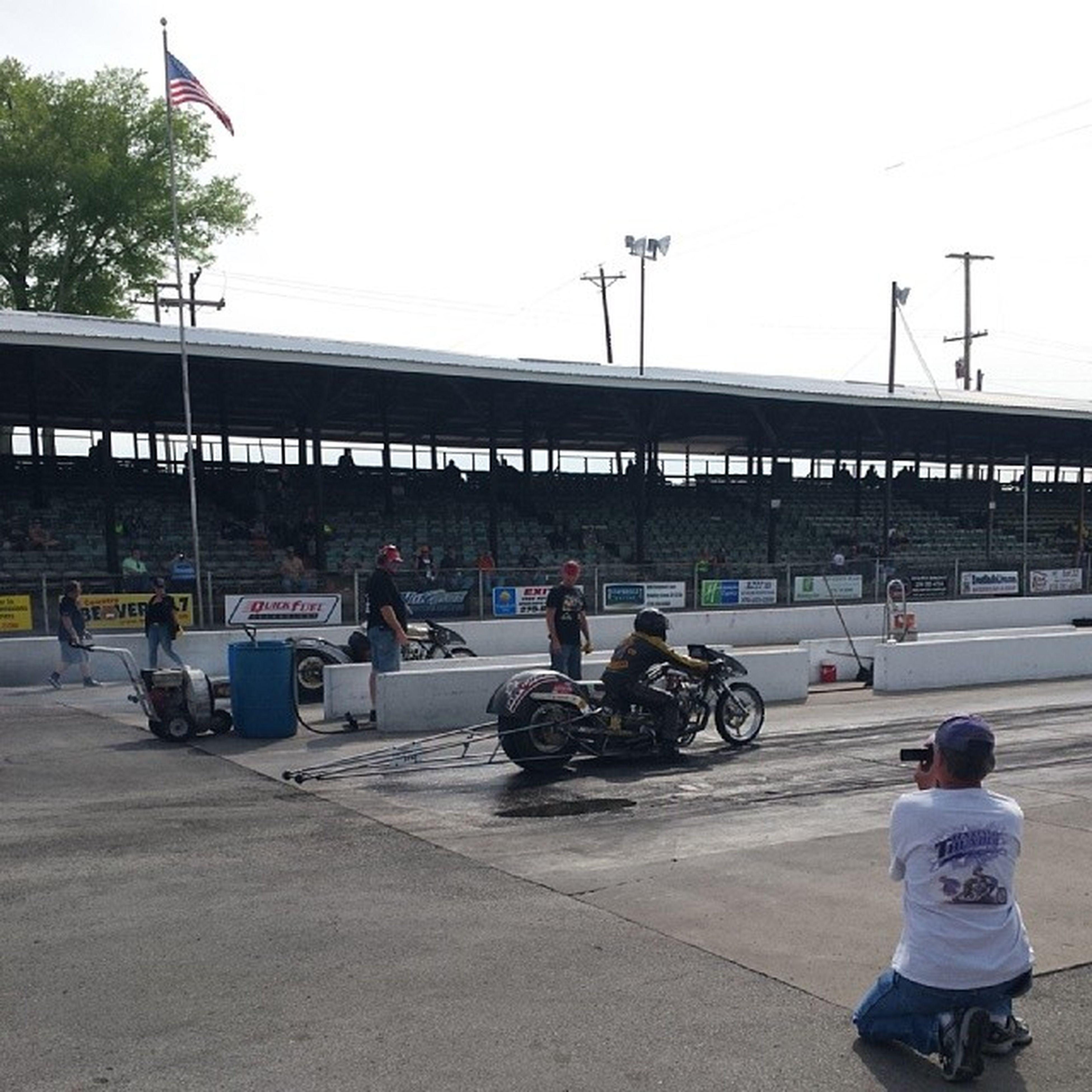 168 mph. What Dragracing Harleydavidson