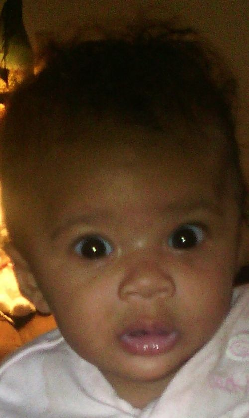 Karma Wide Eyed Loveher❤ Babygirl ♥ Baby ❤ Beautiful Girl I See Faces