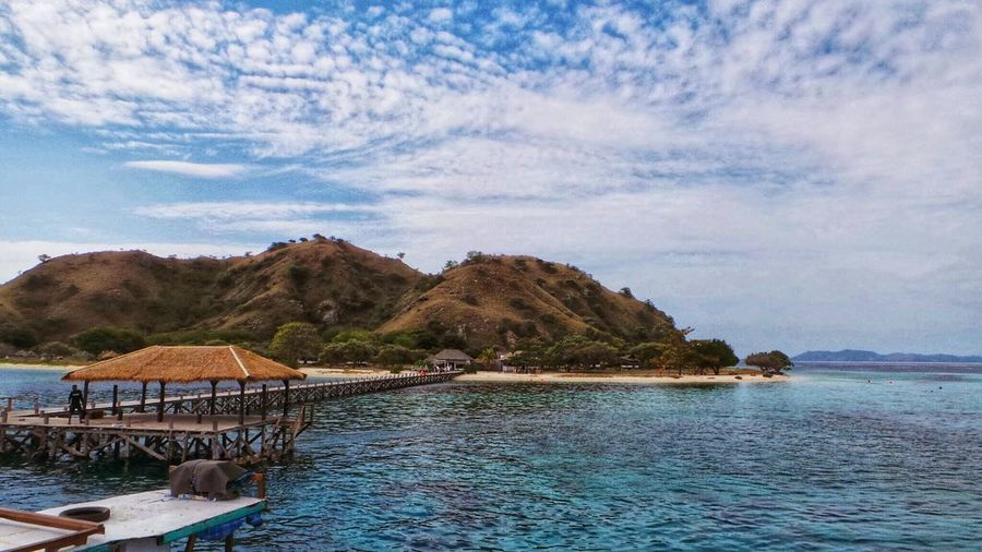 Kanawa island in Flores, Nusa Tenggara Timur. Island Flores Photography By @jgawibowo Arif Wibowo Photoworks Shot By @jgawibowo Shot By Arif Wibowo Nusaa Tenggara Timur INDONESIA Indonesia Scenery Landscape Photography Day Tree Vacations Travel Destinations Beauty In Nature Scenics Sky