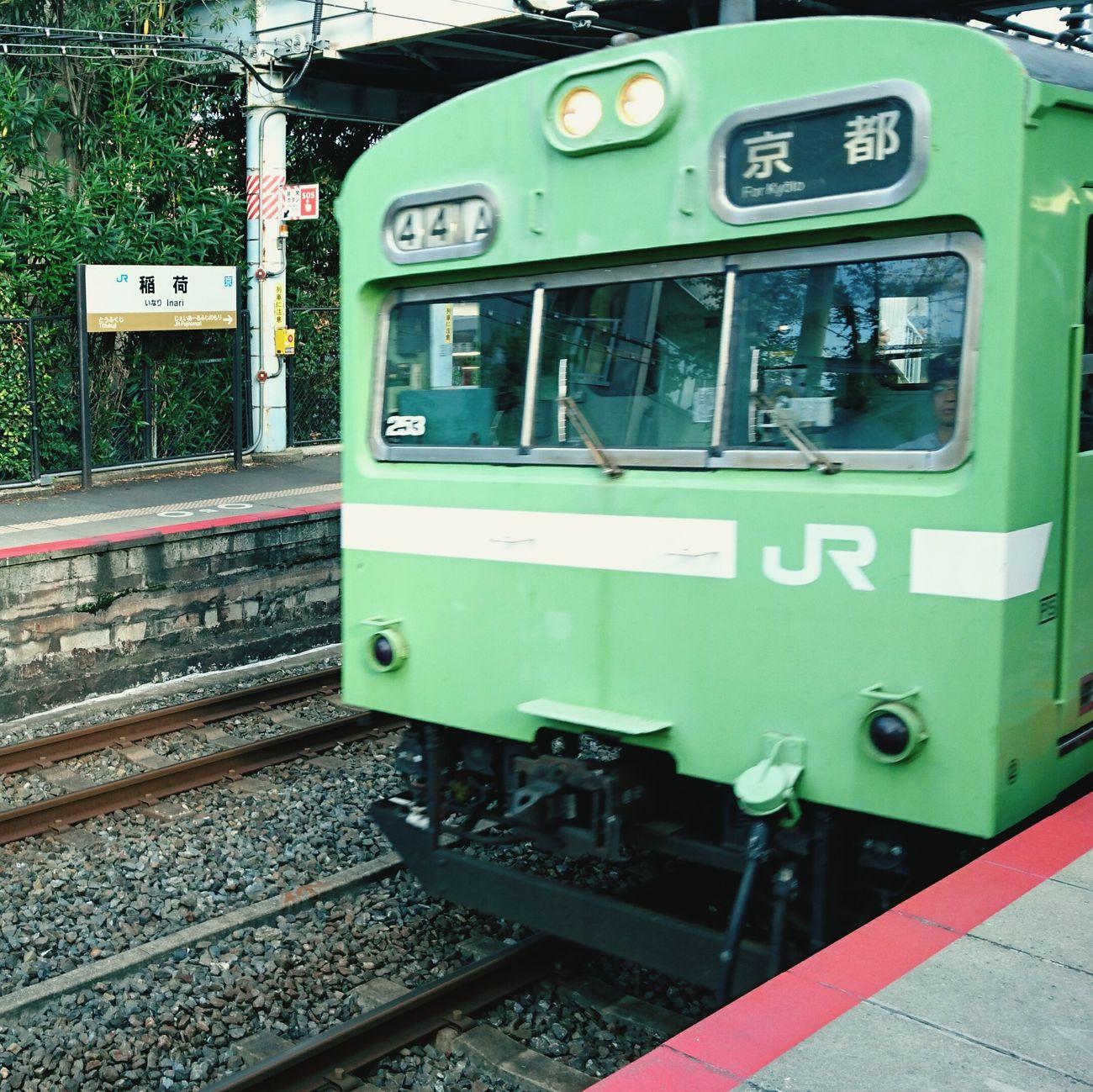 乗り物 鉄道 103系 Train