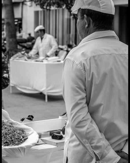 Franciscojpg Vendedor Black & White Detalle Urbano Blancoynegro