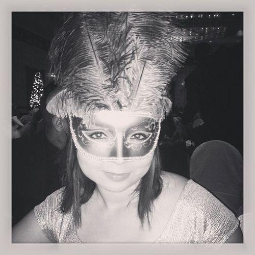 Masquerade Ball Christmas Hilton