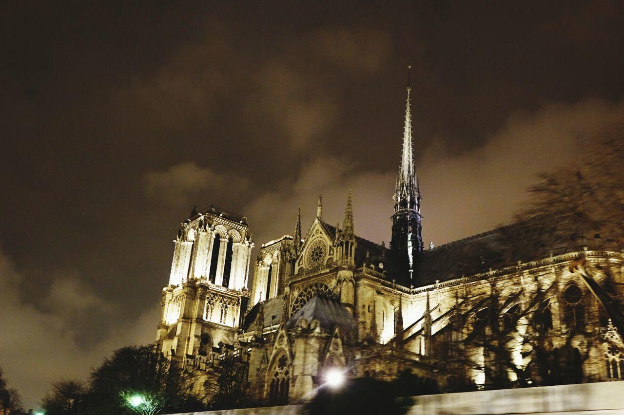 Beautiful stock photos of notre dame, Architecture, Building Exterior, Built Structure, Catholicism