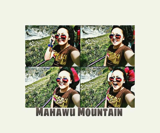 love this.. Relaxing Mahawu Mountain That's Me!